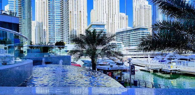 Photo de Dubai Marina