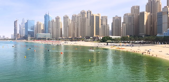Photo de Jumeirah Beach Residence