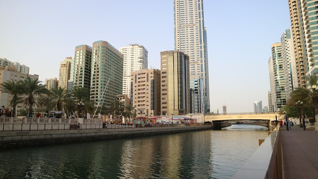 Photo de Al Qasba